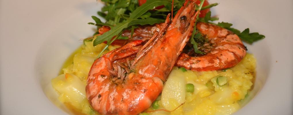 Gespecialiseerd in de Mediterraanse keuken